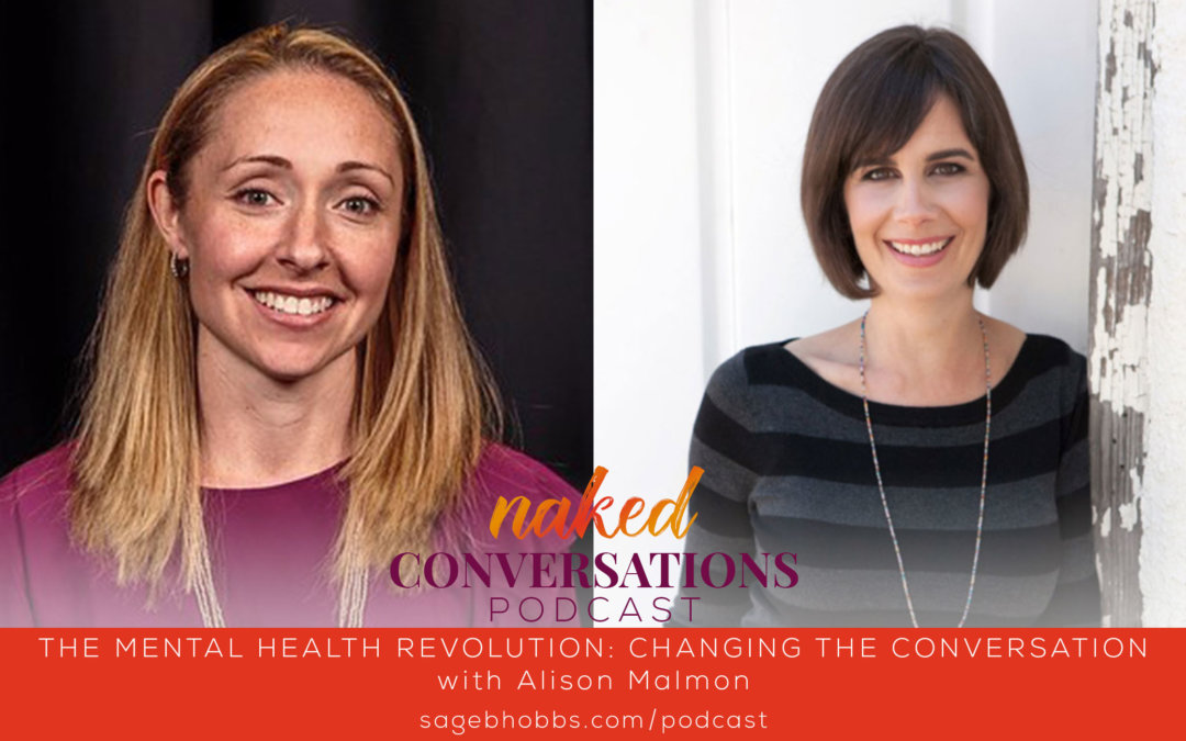 EP21: The Mental Health Revolution: Changing the Conversation with Alison Malmon