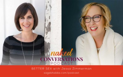 EP54: Better Sex with Jessa Zimmerman